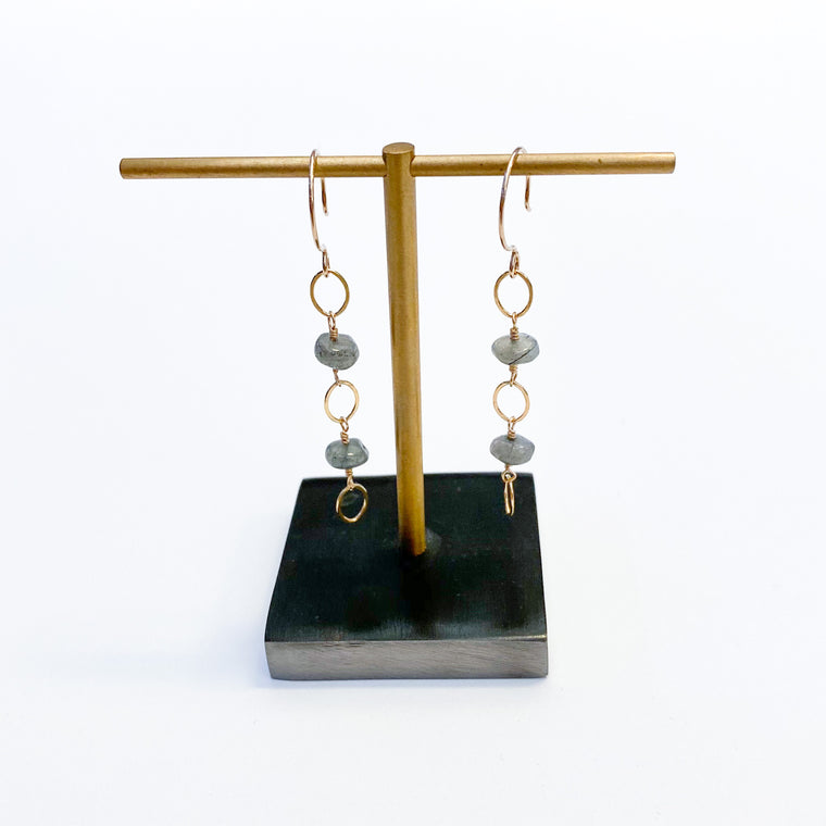 Melani Wilson Designs OOAK Earrings