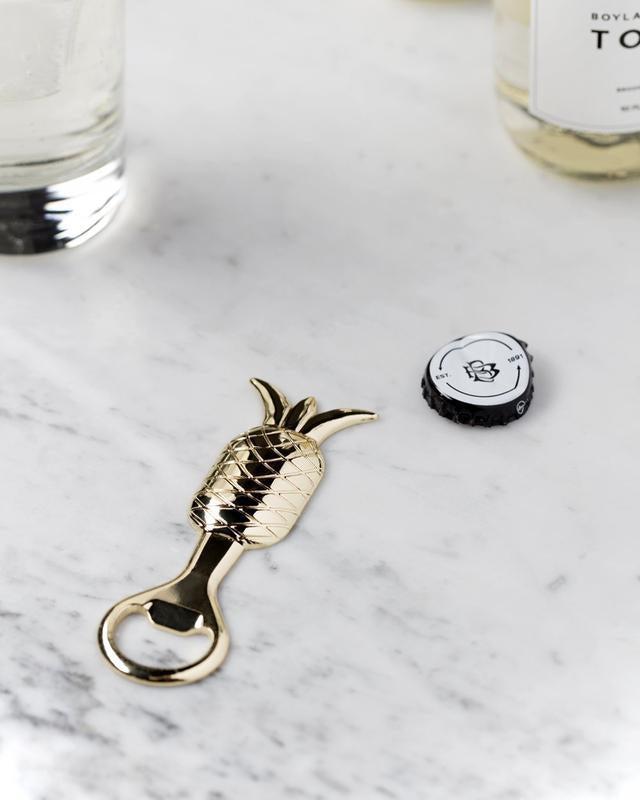 W&P Pineapple Bottle Opener