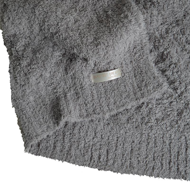 Barefoot Dreams Cozychic Honeycomb Blanket