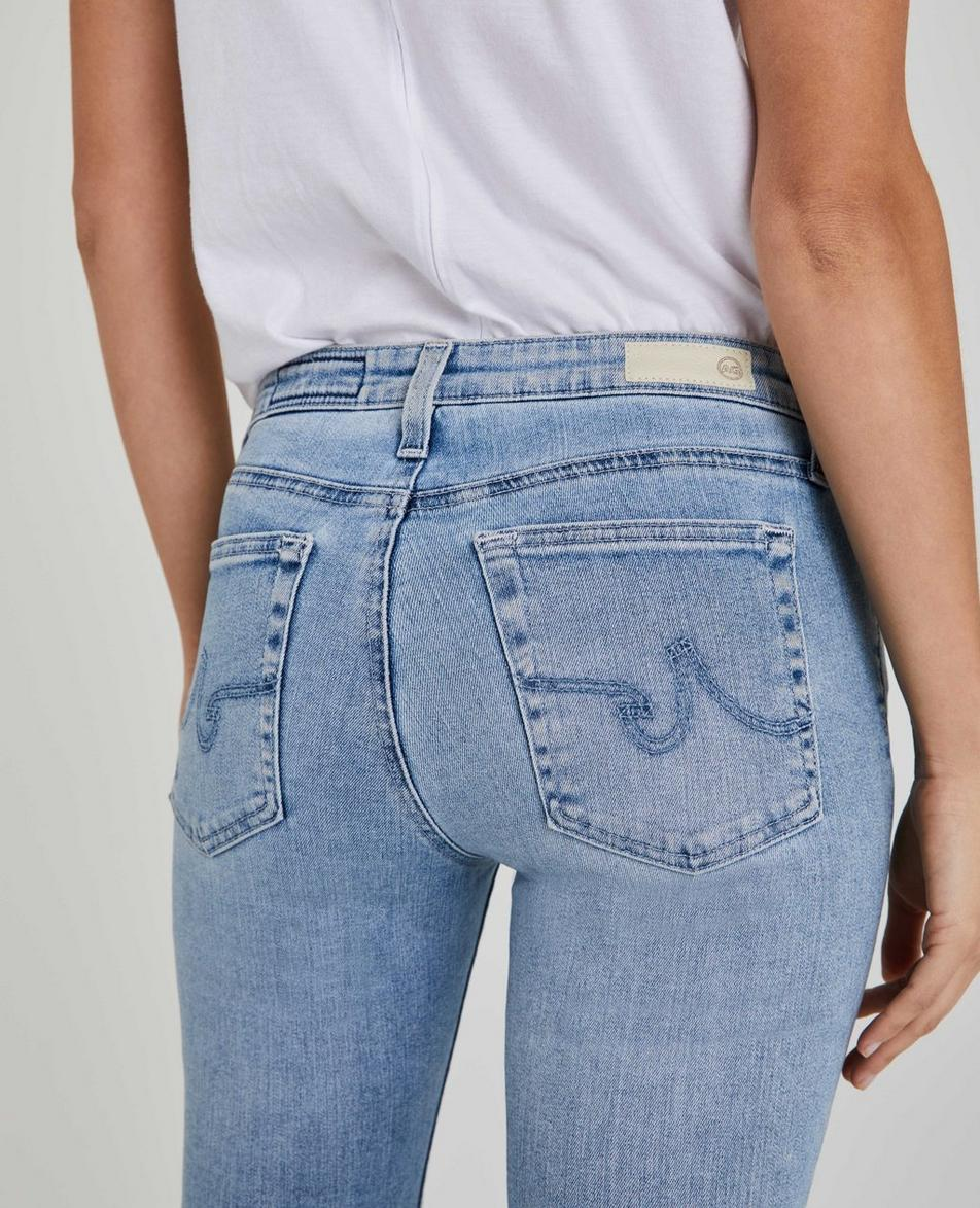 AG Denim Jodi Crop