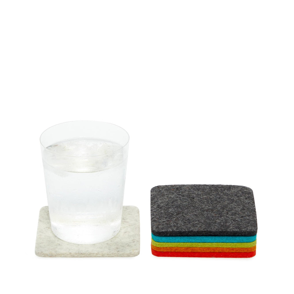 Graf Lantz Felt Coasters - Mid Century, multiple options