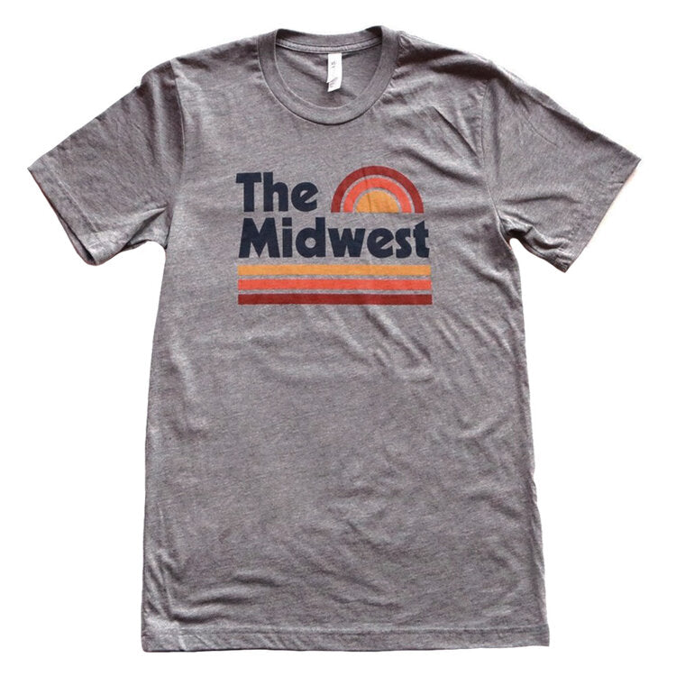 Midwest Sunset Tee