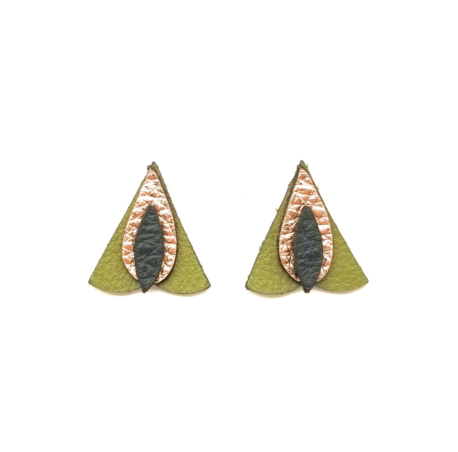 The Hedge Arrow Earrings, multiple options