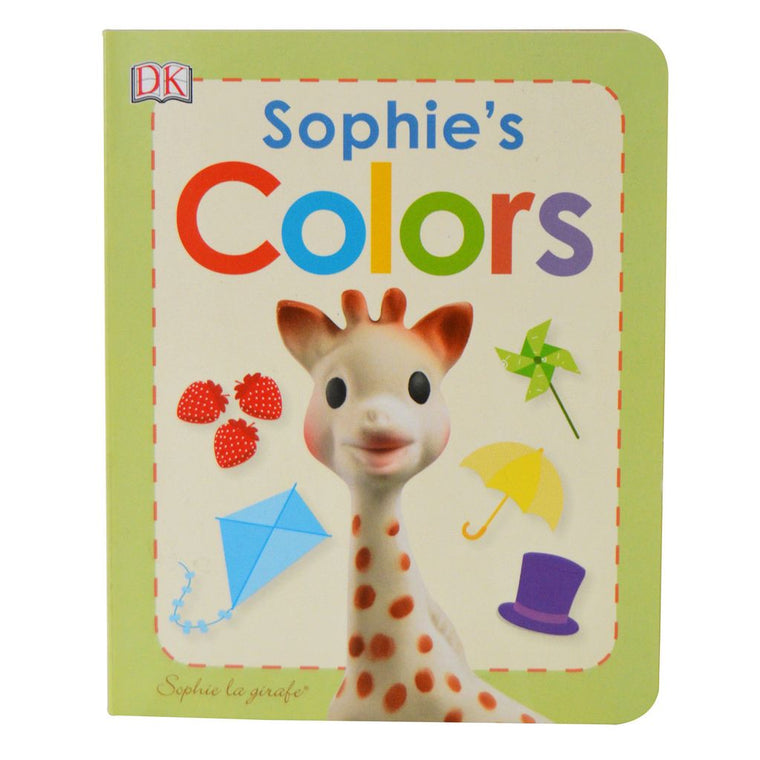 Sophie La Girafe Sophie's Colors Book