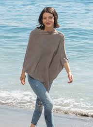 Barefoot Dreams Ultra Lite Poncho