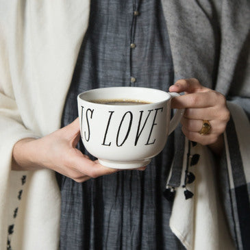 Sir | Madam Love Is Love Mug