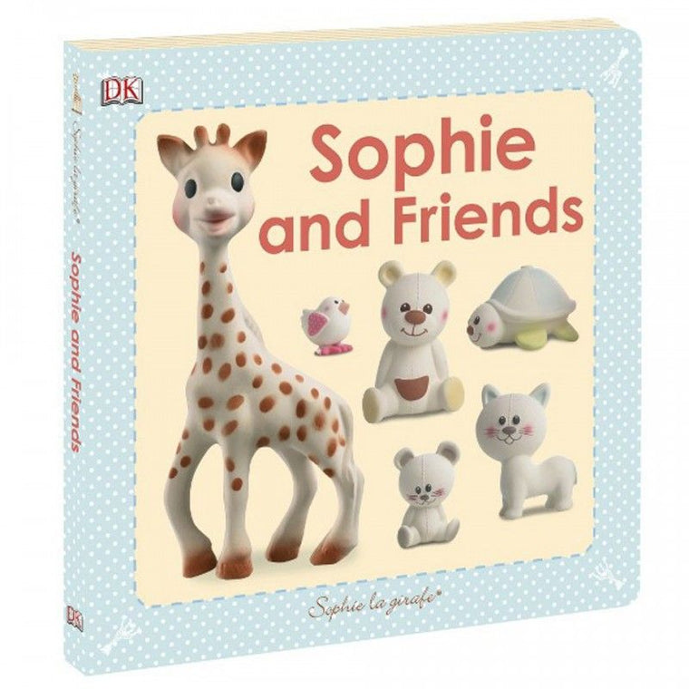 Sophie La Girafe Sophie & Friends Book