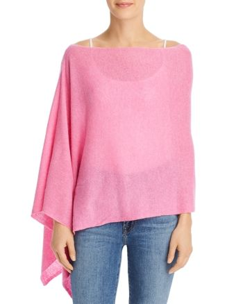 Minnie Rose Cashmere Ruana, multiple options
