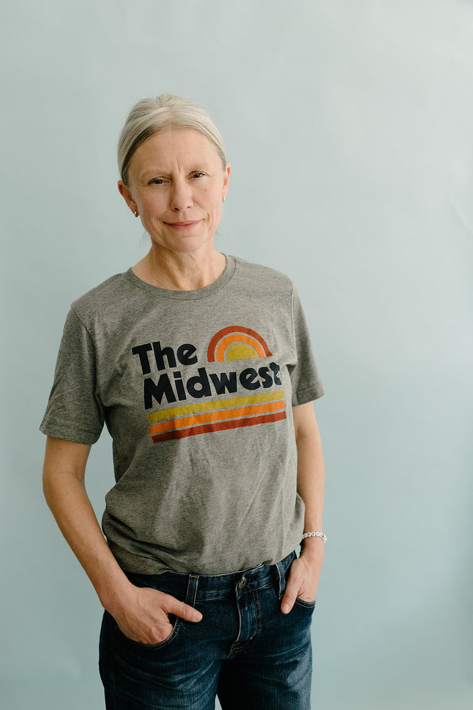 Acme Local Midwest Sunset Tee