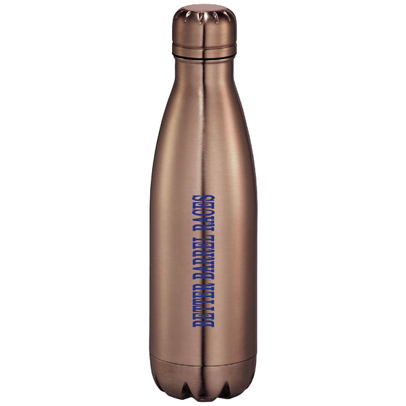 Rose Gold • Copper Vacuum Insulated 17 oz Bottle