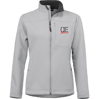 Ladies 2018 World Finals Contestant Soft Shell Jacket - GLACIER WHITE