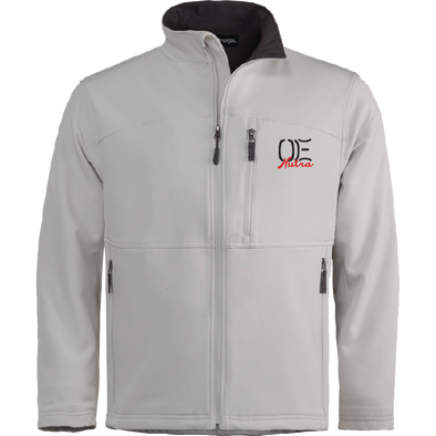 Mens 2018 World Finals Contestant Soft Shell Jacket - GLACIER WHITE