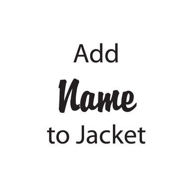 Personalization for Jacket