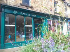 Down to Earth in Lancaster selling Dittany Rose jewellery