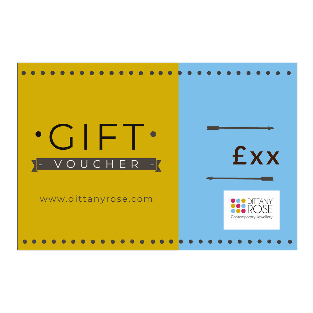 Dittany Rose Gift Card