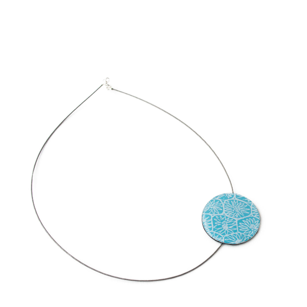 Light blue necklace - Tiger Tiger