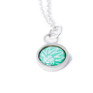 Pendant - Flux - with Anemone pattern