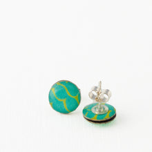 Load image into Gallery viewer, Selkie stud earrings