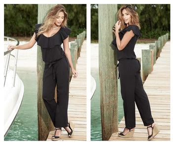 1868 Slightly Loose Fit Jumpsuit