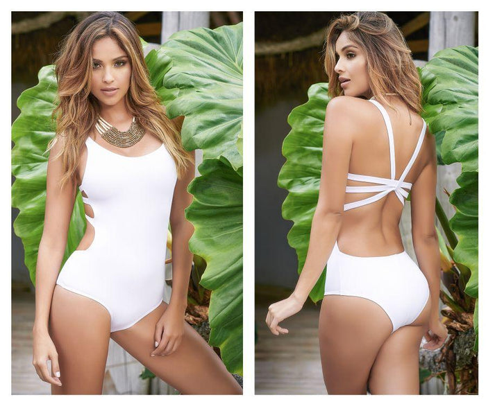 6811 One Piece Swimsuit