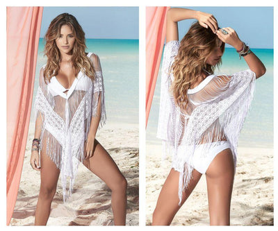 7834 Cover-Up Beach Dress