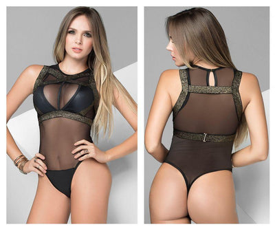 2505 Bodysuit With Harness Accessory