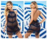 7869 Cover Up and Beach Dress