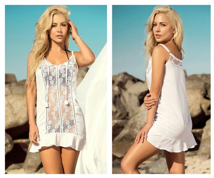 7883 Cover Up & Beach Dress