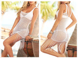 7702 Cover-Up Beach Dress