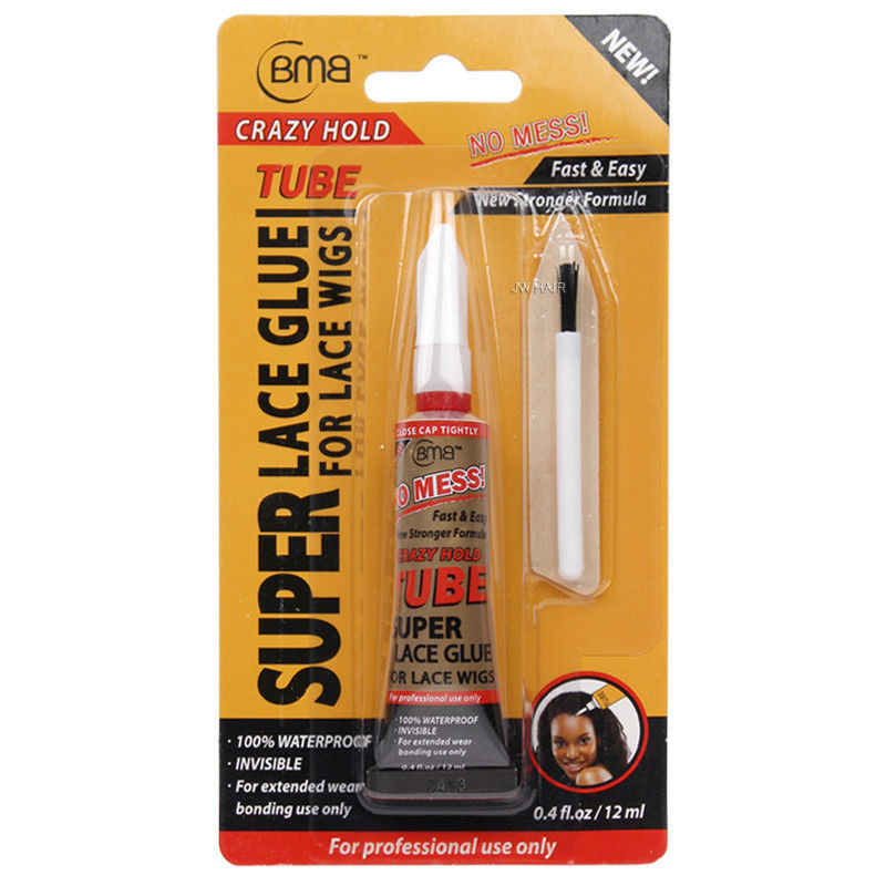 Crazy hold super lace glue