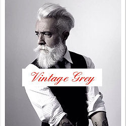 Vintage Grey Straight male unit