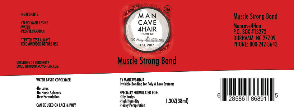 Muscle Strong Bond (Glue)
