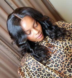 Lace Closure Piece