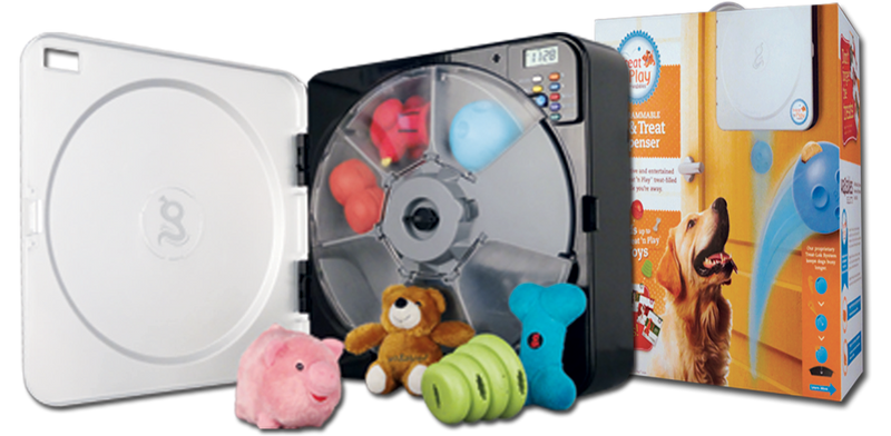 Treat 'n Play Toy & Treat Dispenser: Dispenser ONLY