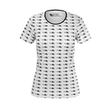 SQUIRREL AS350 PATTERN WOMEN'S T'SHIRT