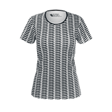 AIRBUS A330 PATTERN WOMEN'S T'SHIRT