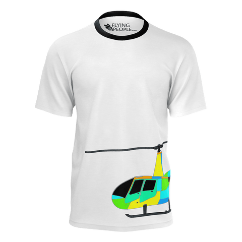 R44 COLOUR MEN'S T'SHIRT