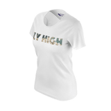 LET'S FLY HIGH WOMEN'S T'SHIRT