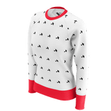 AERO PATTERN WOMEN'S SWEATSHIRT 260gsm