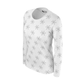 FLOWER PAPERPLANE WOMEN'S LONG SLEEVE TOP