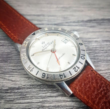 1960s Zodiac Aerospace GMT Automatic 752-925