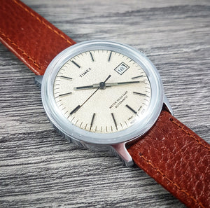1976 Timex Automatic (Textured Dial)
