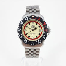 1993 Tag Heuer Professional Formula 1 Quartz Unisex, Full Set Box & Papers