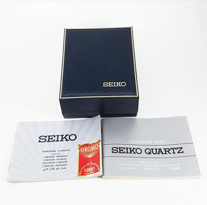 1984 Seiko SQ Sports 100 8123-6280 Quartz