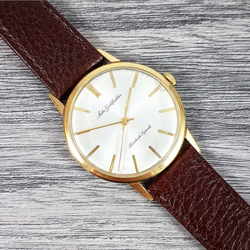 1964 Seiko Goldfeather J14060 Manual Wind