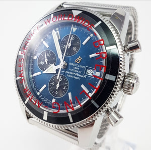 2015 Breitling SuperOcean Heritage 46 Chronograph A13320