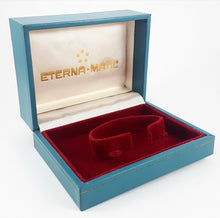 Original Eterna-Matic Watch Box