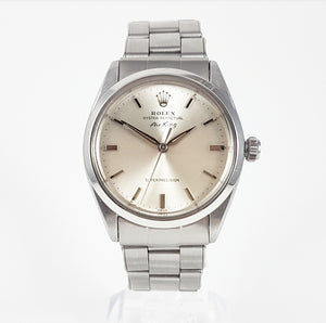 1963 Rolex Air King 5500 (Cal. 1530)