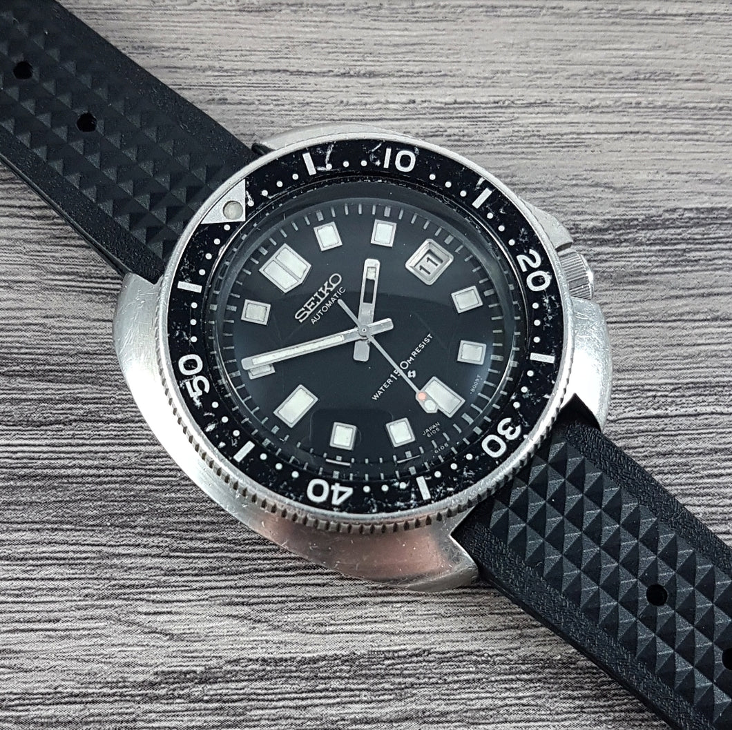1974 Seiko 'Captain Willard' 6105-8110 Automatic