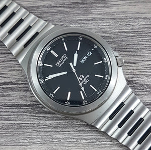 1982 Seiko SQ Sports 100 6923-8030 Quartz